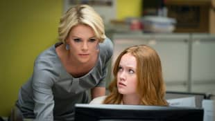 Charlize Theron transforms into Megyn Kelly for Bombshell being released in December 2019