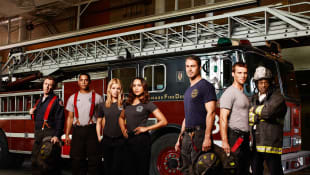 Elenco de la serie 'Chicago Fire'