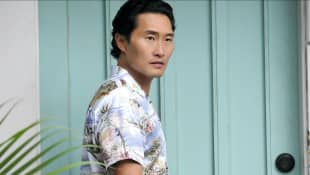 """Chin Ho Kelly"": 'Hawaii Five-0' star Daniel Dae Kim today"