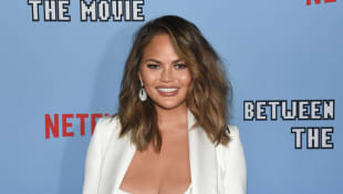 Chrissy Teigen Opens Up About Changing Her Approach To Her Health