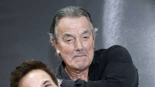The Young And The Restless Eric Braeden In 2020 Christian jules le blanc's photo with @melodythomassco and @evan sharp b. on @jose gutierrez gutierrez gutierrez quilisadio. young and the restless eric braeden
