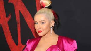 Christina Aguilera Postpones Debut Album Anniversary Release