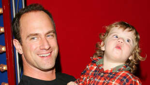 Christopher Meloni: Meet His Two Kids Sophia and Dante!