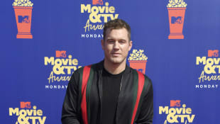Colton Underwood at the 2019 MTV Movie & TV Awards