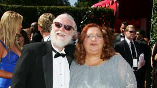 Conchata Ferrell y Arnie Anderson