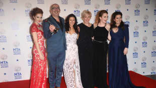 'Coronation Street' Cast