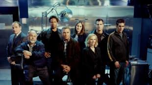 The Cast of 'CSI: Crime Scene Investigation'