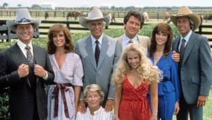 """El elenco de """"Dallas"""""""