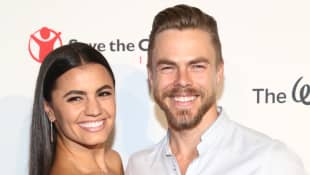 'Dancing With The Stars': See Derek Hough And Hayley Erbert's Spicy Routine