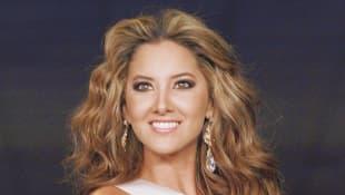 Daniella Álvarez en certamen de belleza Miss Universo