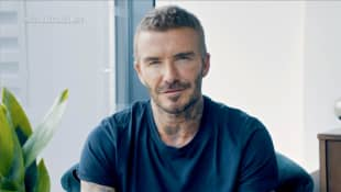 David Beckham Sends Sweet Valentine's Note To Kobe Bryant's Kids