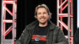 Dax Shepard during the 2020 Winter TCA Press Tour, January 16, 2020.