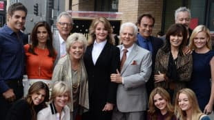 """The """"Days of Our Lives"""" cast"""