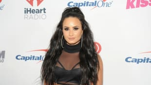 Demi Lovato Reveals How Her Overdose Has Affected Her Eyesight