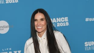 Demi Moore Shares Great New Family Photo On Bruce Willis' 66th Birthday 2021