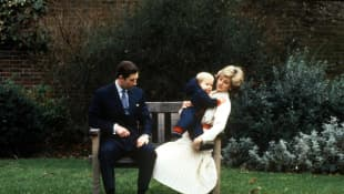 "Diana Wanted Charles To Let William Succeed The Throne - ""I Don't Think Charles Can Do It"""