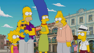 The Simpsons Quiz characters cast