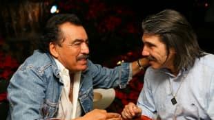 Joan Sebastian y Diego Verdaguer