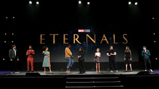 The cast of 'The Eternals'