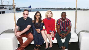 'Doctor Who' Cast