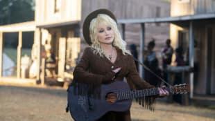 Dolly Parton in 'Dolly Parton's Heartstrings'