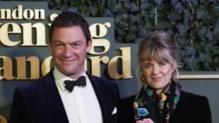 Dominic West's Wife Opens Up About Their Marriage Since Lily James Scandal