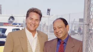 Don Johnson and Cheech Marin in 'Nash Bridges'