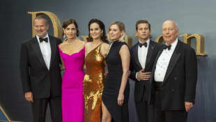 The 'Downton Abbey' Cast and Julian Fellowes
