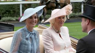 Duquesa Catalina y Duquesa Camilla