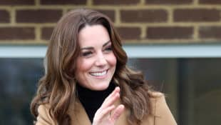 Duchess Catherine opens up about feeling isolated when Prince George was a baby