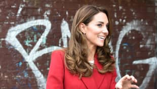 Duchess Kate Goes On Museum Outing With Prince George And Princess Charlotte