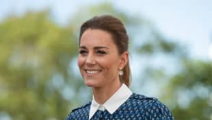 Duchess Kate Talks To Teachers About Mental Health In Video Call