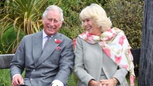 Príncipe Carlos y Duquesa Camila
