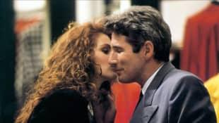 Julia Roberts y Richard Gere