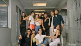 Elenco de la cuarta temporada de 'Élite'