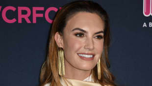 Elizabeth Chambers Learned Of Armie Hammer Affair Via Text, Source Claims