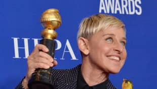 """Ellen DeGeneres Suffered """"Excruciating Back Pain"""" During COVID"""