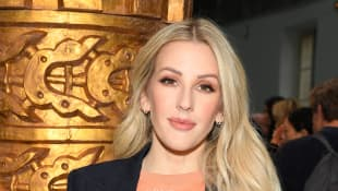 Ellie Goulding Reveals She Has Been Pregnant For Months