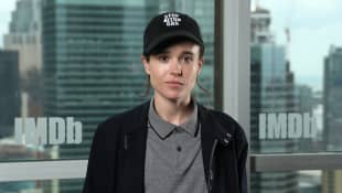 Elliot Page, 'Umbrella Academy' Star, Announces He Is Trans formerly Ellen Page