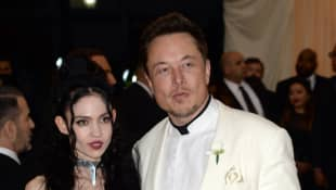 Elon Musk And Grimes Explain The Meaning Behind Their New Baby's Name: X Æ A-12 Musk.