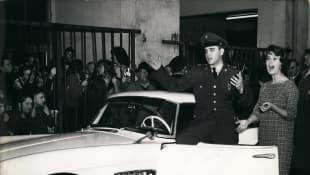 Elvis Presley in Germany