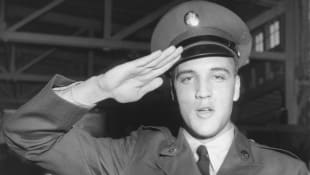 Elvis Presley Where was he stationed in Germany