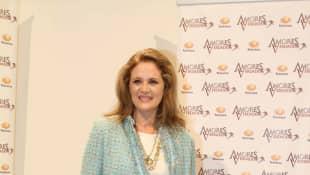 La actriz mexicana Érika Buenfil