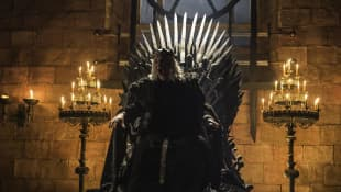 Escena de la serie 'Game of Thrones'