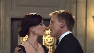 Eva Green and Daniel Craig in 'Casino Royale'