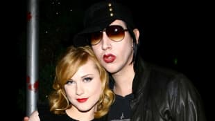 Evan Rachel Wood was Once Engaged To Marilyn Manson