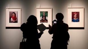 Exposición de Frida Kahlo en Milán