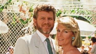 Robert Foxworth and Susan Sullivan