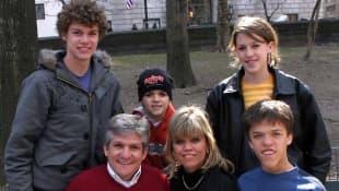 La familia Roloff de 'Un mundo pequeño'