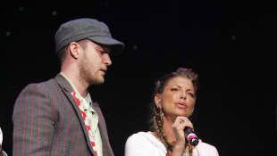 Justin Timberlake y Fergie